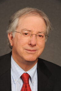 Ambassador Dennis Ross, 2020-2021 Andrew H. Siegal Professor in American Middle Eastern Foreign Policy.