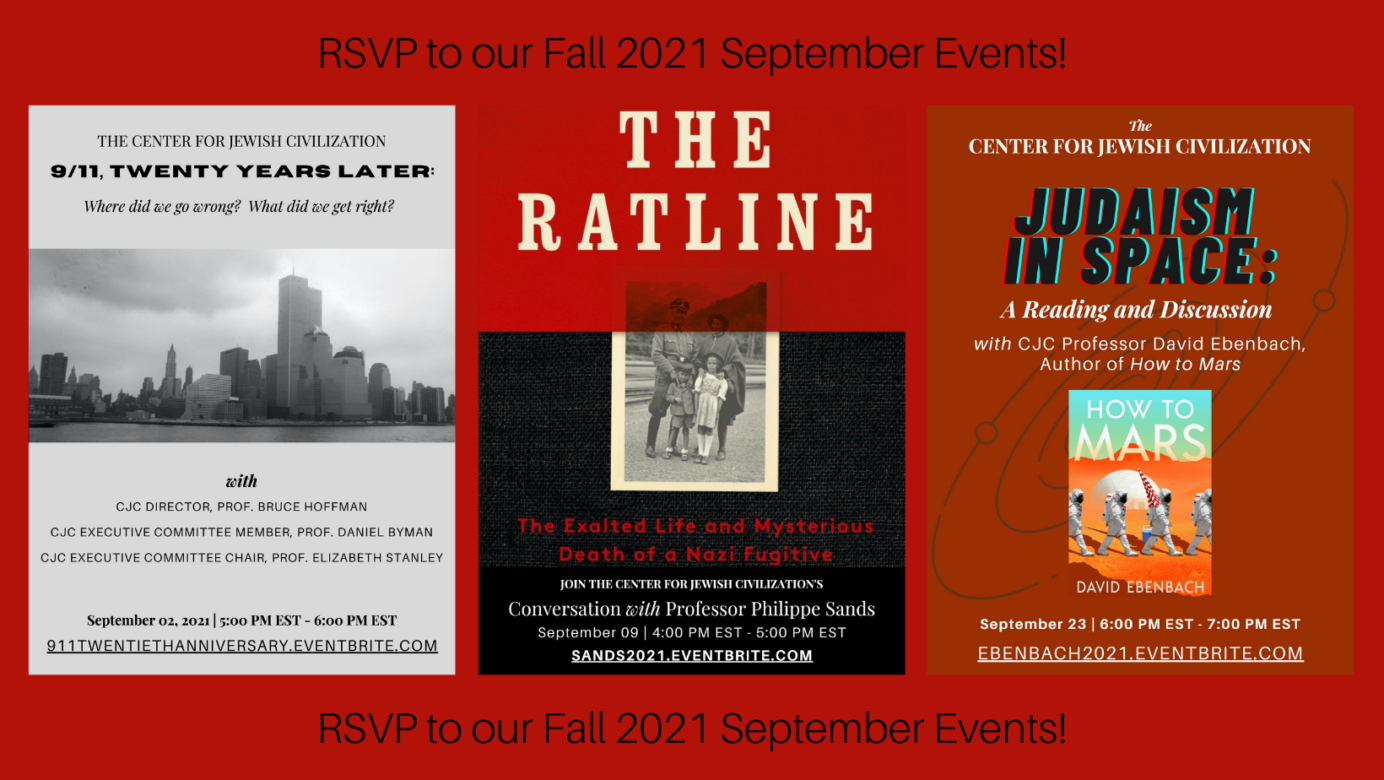 September Fall Events